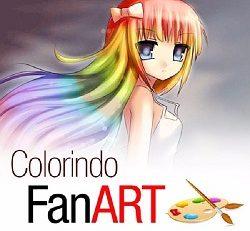 Curso de Desenho Colorindo Fanart